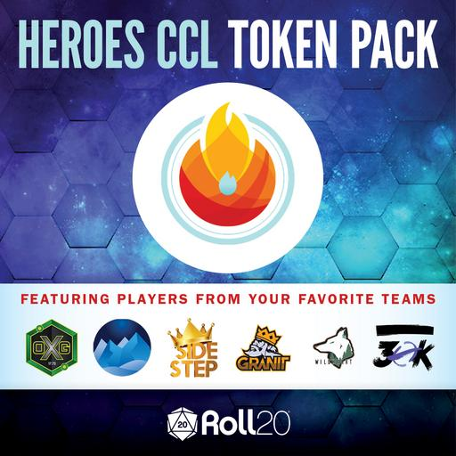 Heroes CCL Tokens
