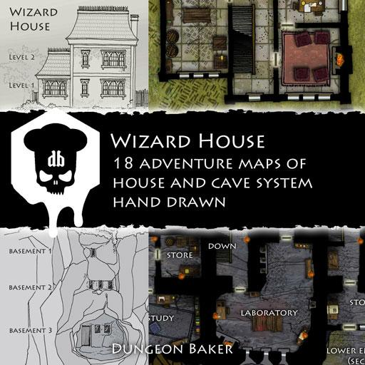 Wizard House