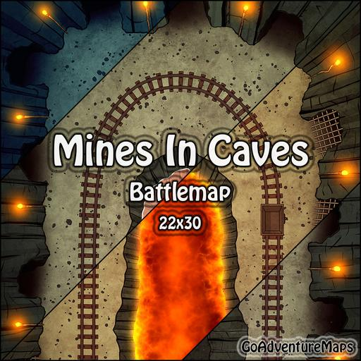 Mines in Caves