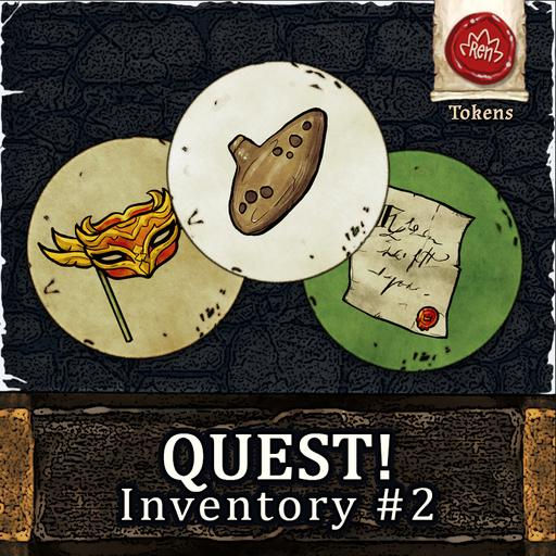 QUEST! Inventory #2