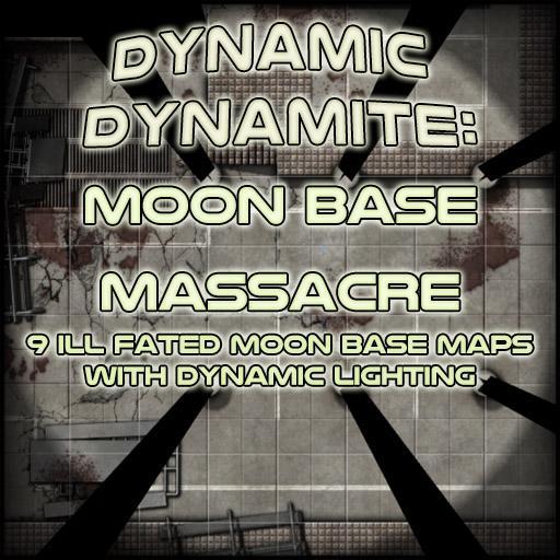 Dynamic Dynamite: Moon Base Massacre