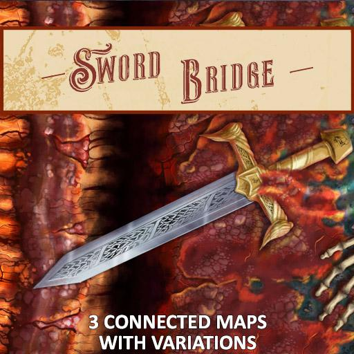 Sword Bridge Battle Map