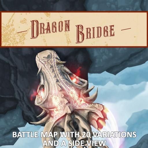 Dragon Bridge Battle Map