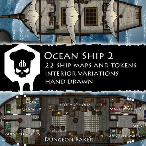Ocean Ship 2