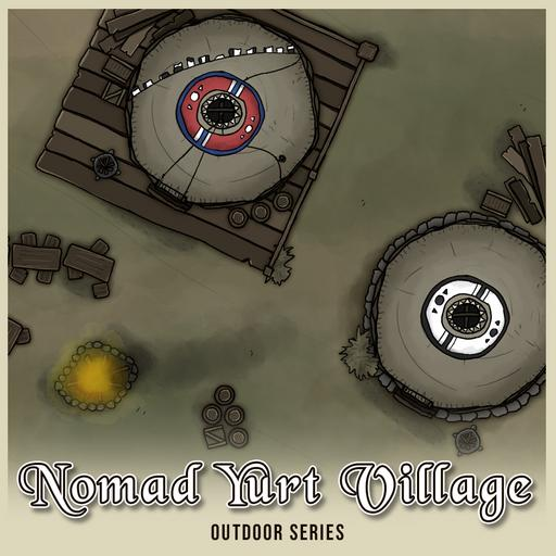 Nomad Yurt Village Pack