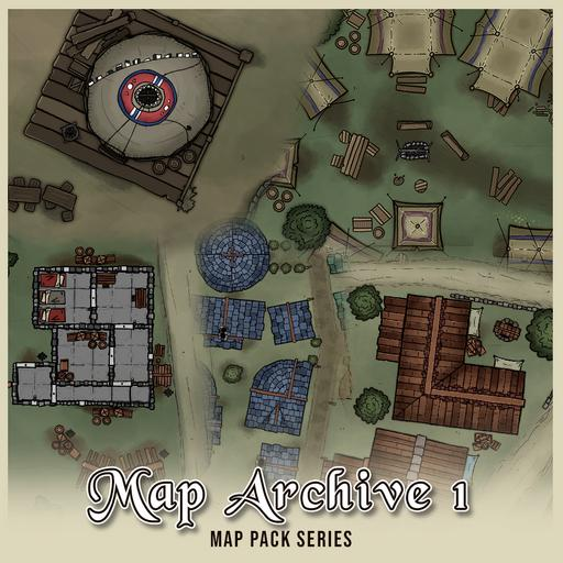 Map Archive Pack 1