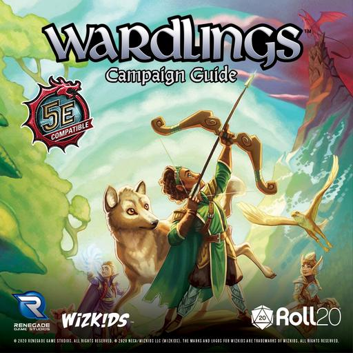 Wardlings Campaign Guide Art Pack