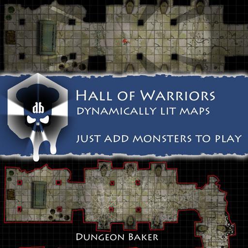 Hall of Warriors