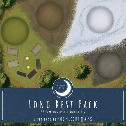 Long Rest Pack