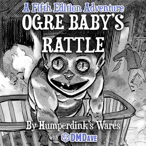 Ogre Baby's Rattle