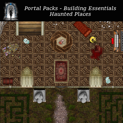 Portal Packs - Building Essentials - Haunted Places