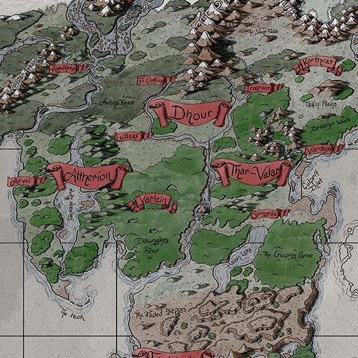 Kingdoms of Ayon