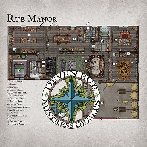 Rue Manor