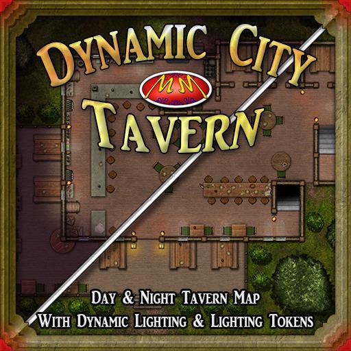 Dynamic City | Tavern