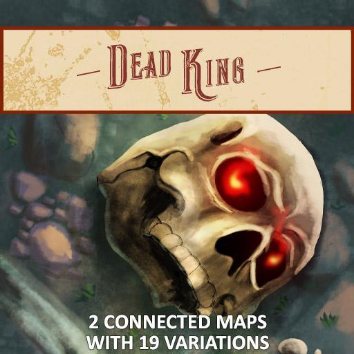 Dead King Battle Map