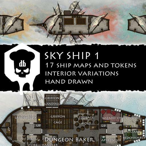Sky Ship 1