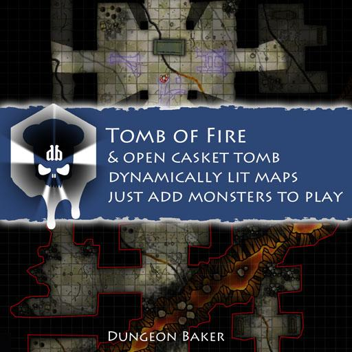 Tomb of Fire