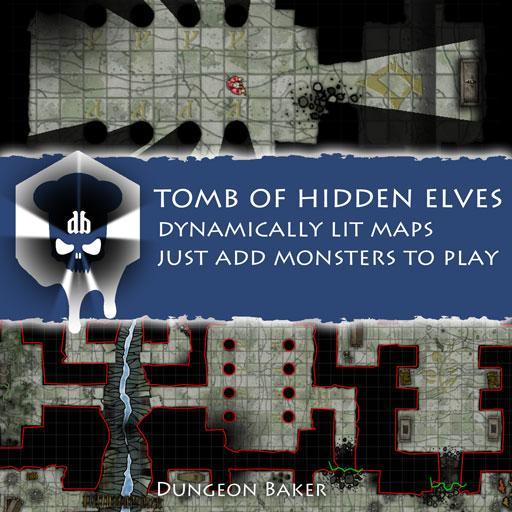 Tomb of Hidden Elves