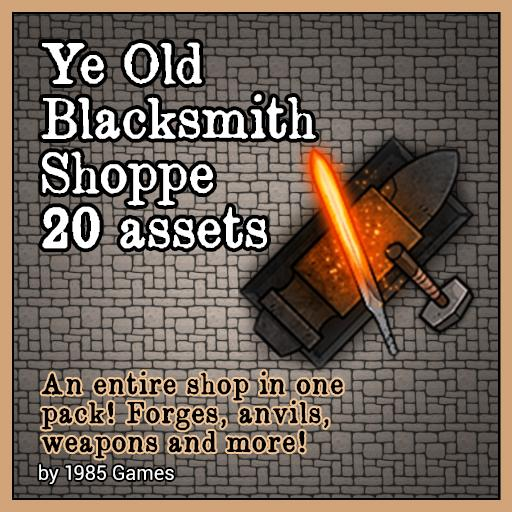 Ye Old Blacksmith Shoppe