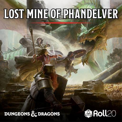 Lost Mine of Phandelver Token Pack
