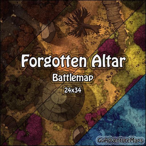 Forgotten Altar