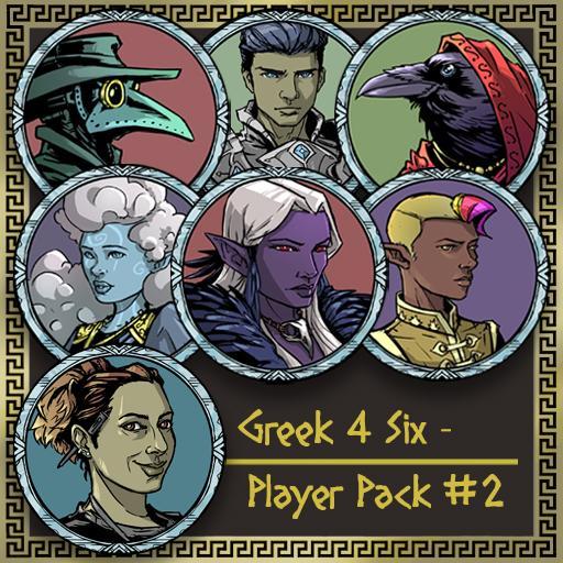 Greek4Six - Player Pack 2
