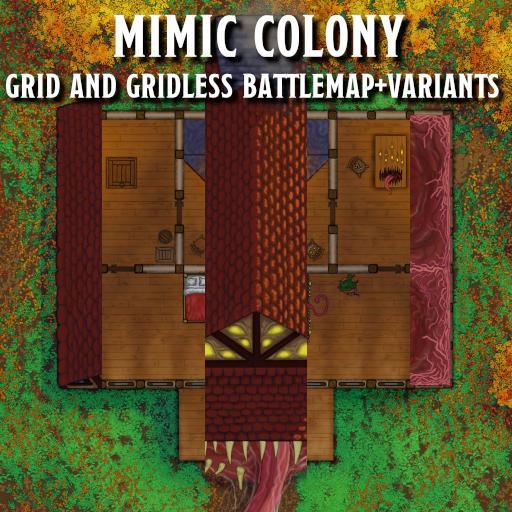 Mimic Colony
