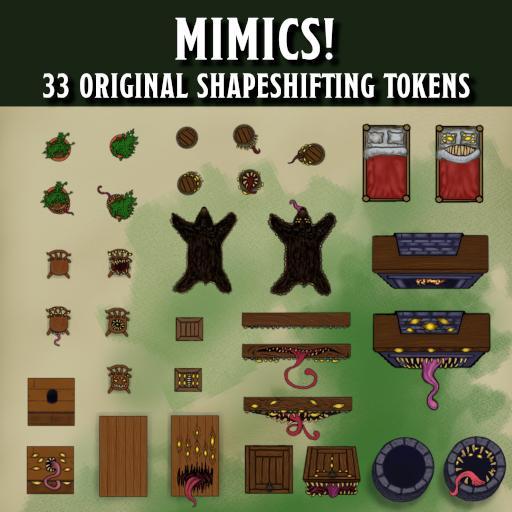 Mimics!