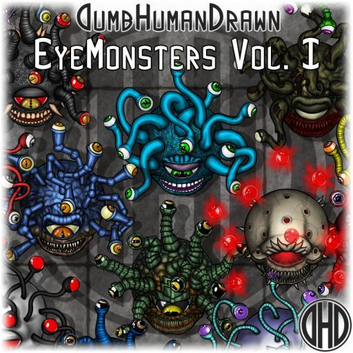 EyeMonsters Vol. I