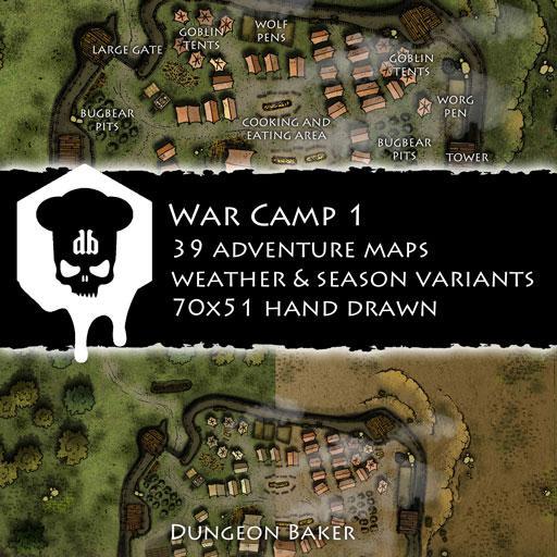 War Camp 1