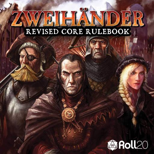 ZWEIHÄNDER RPG: Revised Core Rulebook