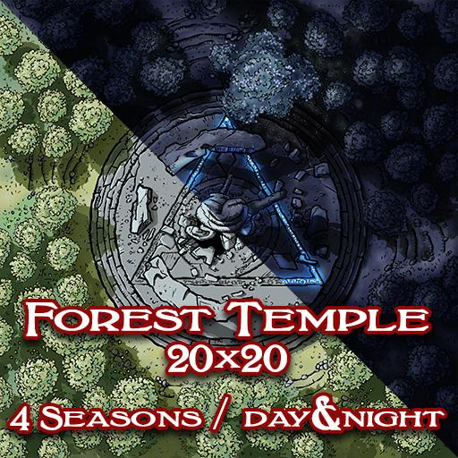 Ancient Forest Temple
