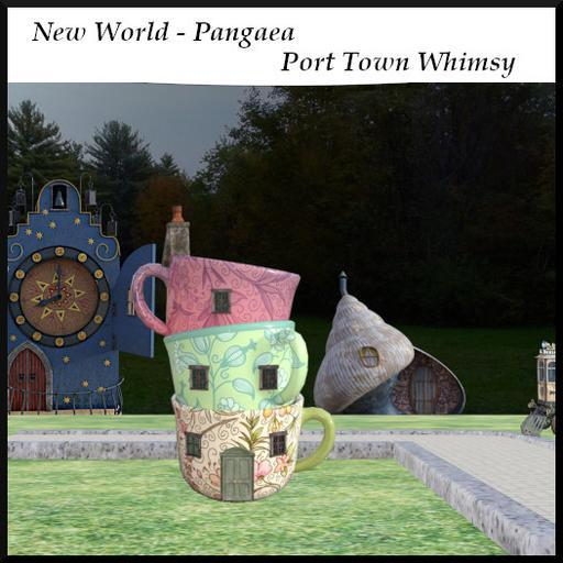 NW: Pangaea Port Town
