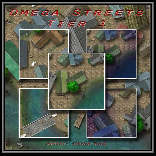 Omega Streets Tier 1
