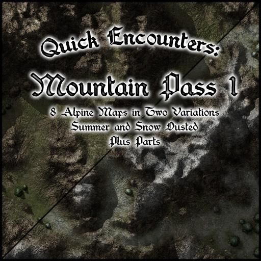 Quick Encounters: Mountain Pass 1