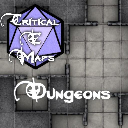 Critical E Maps: Dungeon