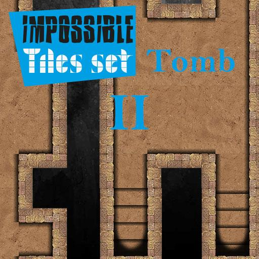 Impossible Tiles Set: Tomb 2