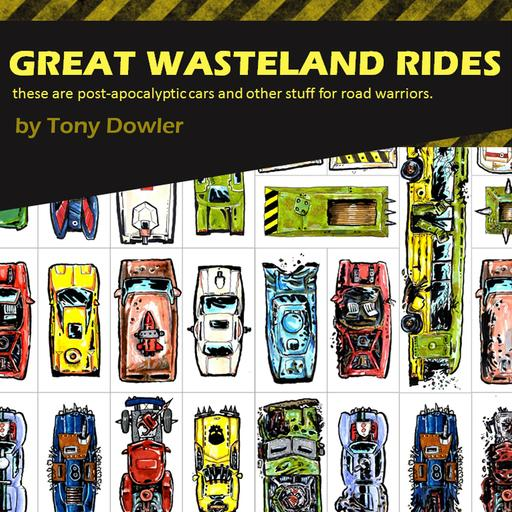 Great Wasteland Rides