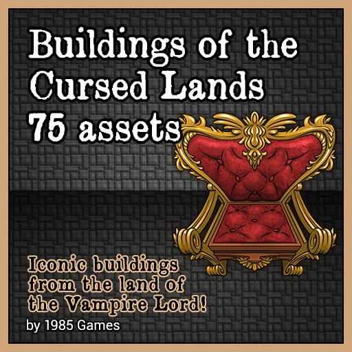 Buildings of the Cursed Lands