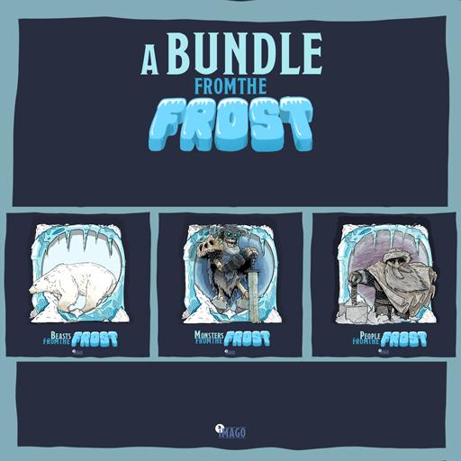 A Bundle from the Frost - the Complete Collection