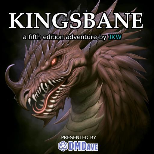 Kingsbane: The Treasure of Gaeleath's Temple