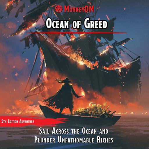 Ocean of Greed