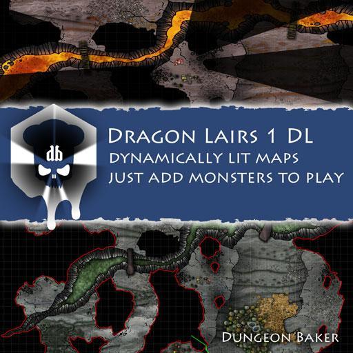 Dragon Lairs 1 DL