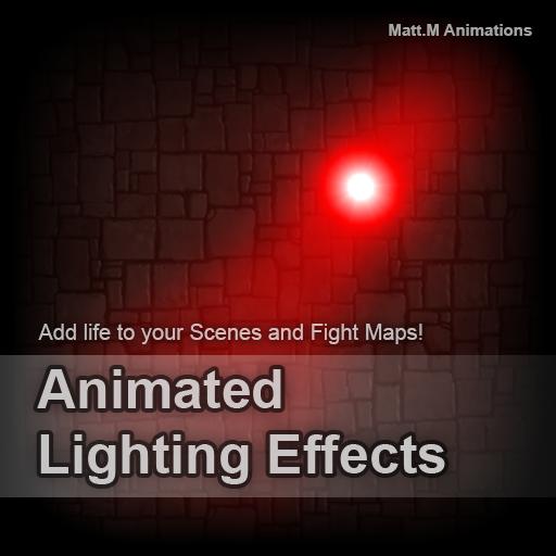 Animated Lighting Effects