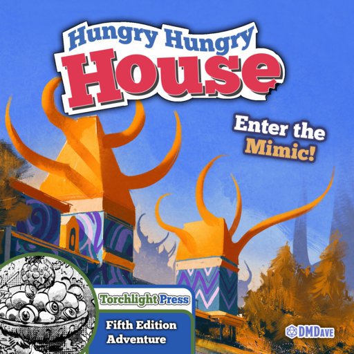 Hungry Hungry House: Enter the Mimic