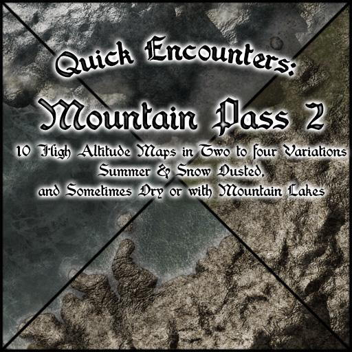 Quick Encounters: Mountain Pass 2
