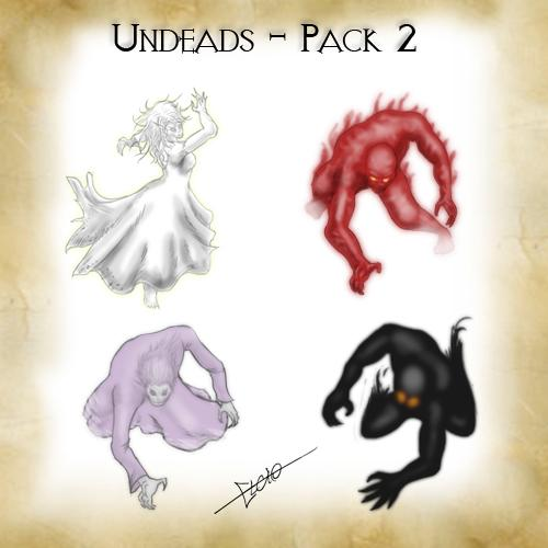 Undeads - Pack 2