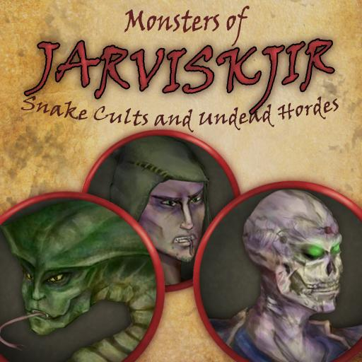 Monsters of Jarviskjir, Snake Cults and Skeleton Hordes