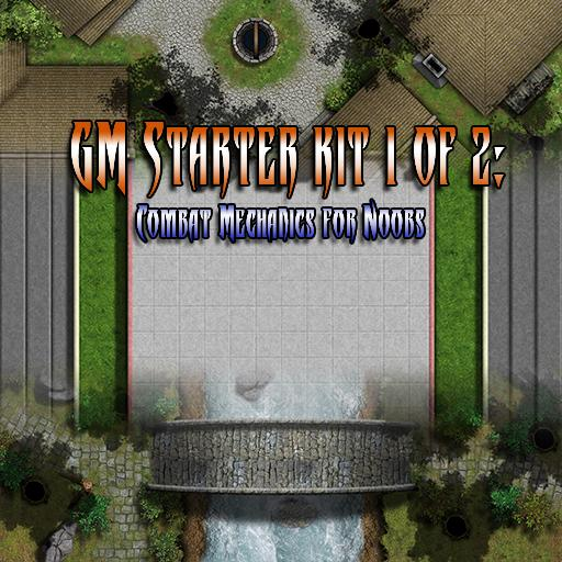 GM Starter Kit 1 of 2: Combat mechanics for noobs