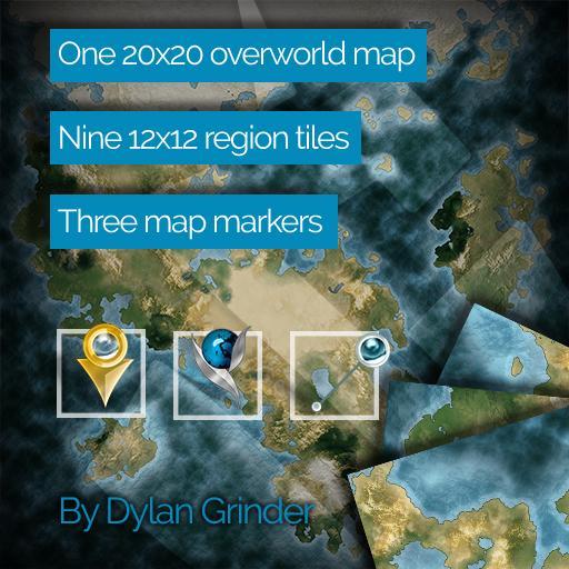 Campaign Overworld 1
